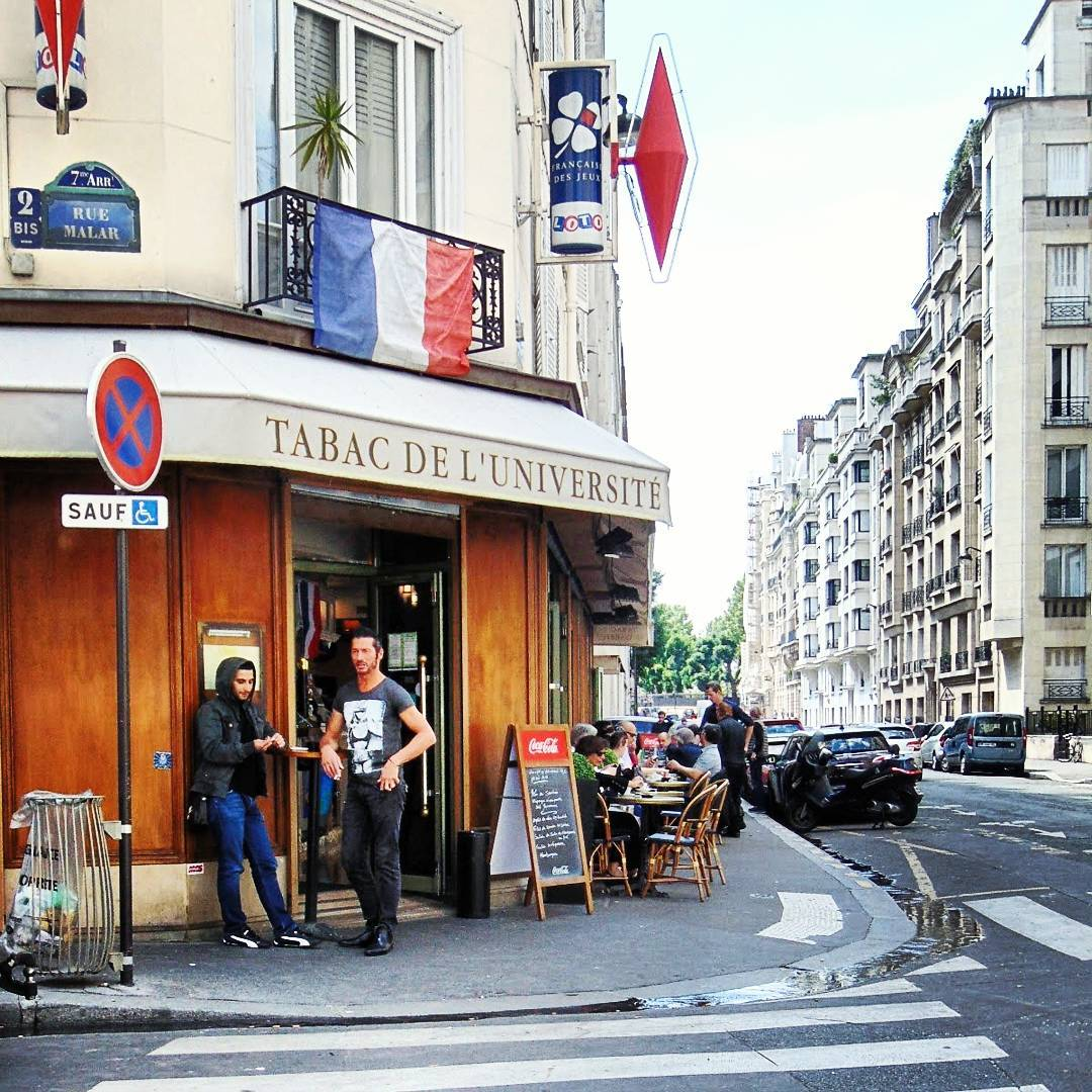 kuchnia francuska , pocztówka z Paryża