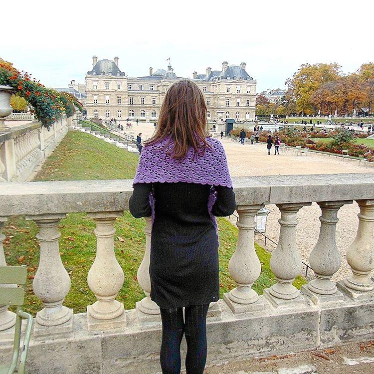 Paryż Ogrody Luskemburskie, paryż romantyczne miejsca