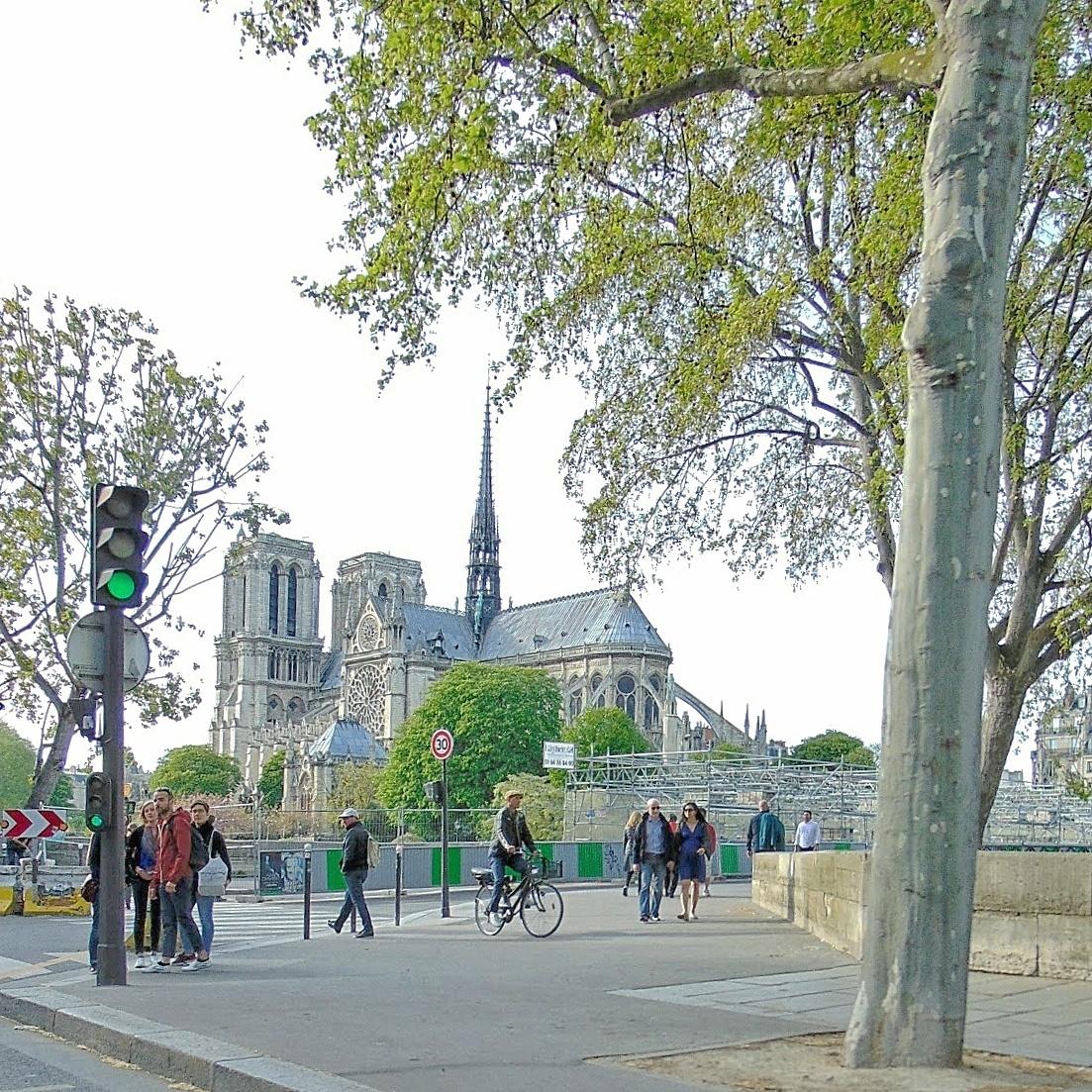 KATEDRA NOTRE DAME PARIS, paryż romantyczne miejsca