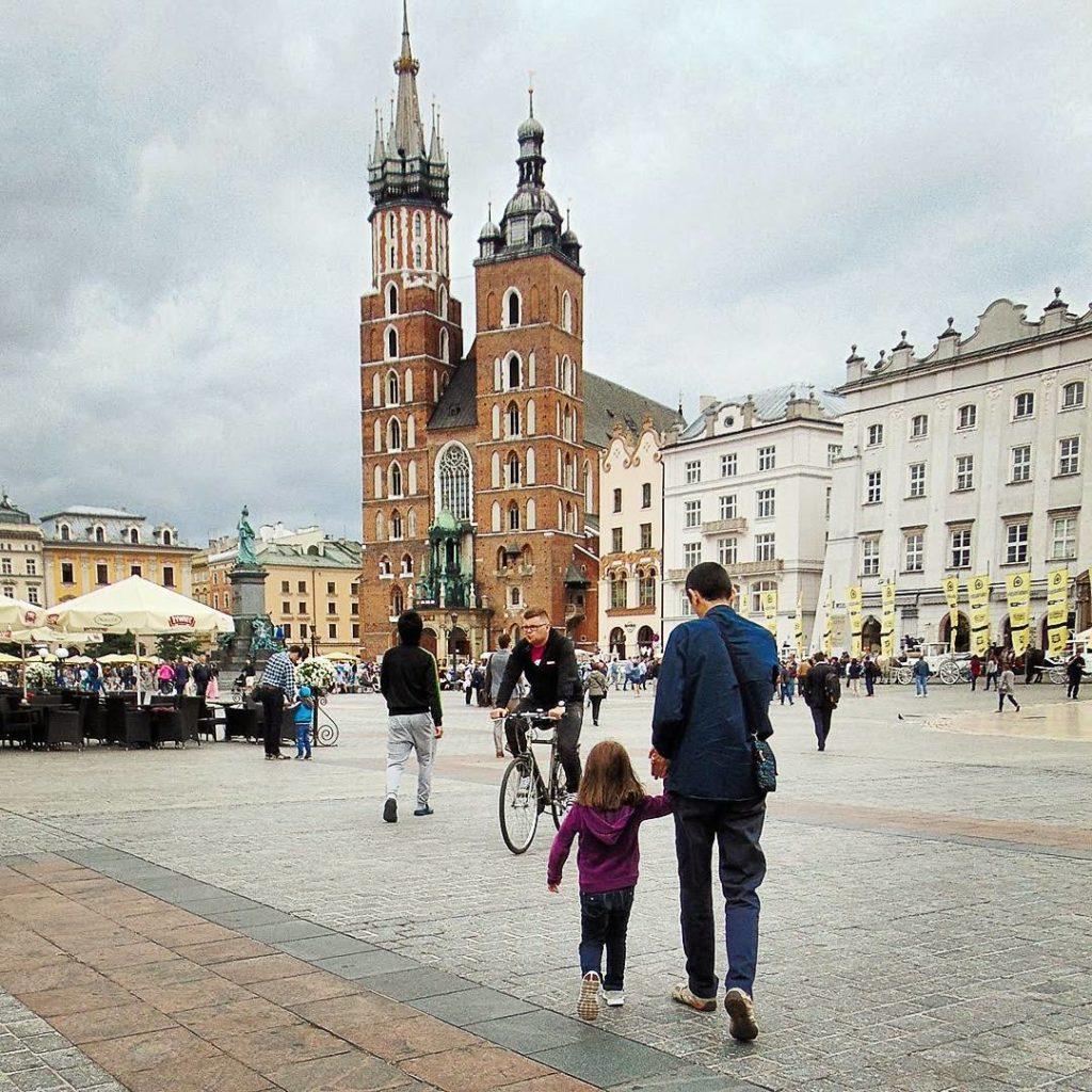 Visiting Central Europe Krakow typkrakow naszapolska lubiepolske igerspoland oldtown streetphotographyhellip