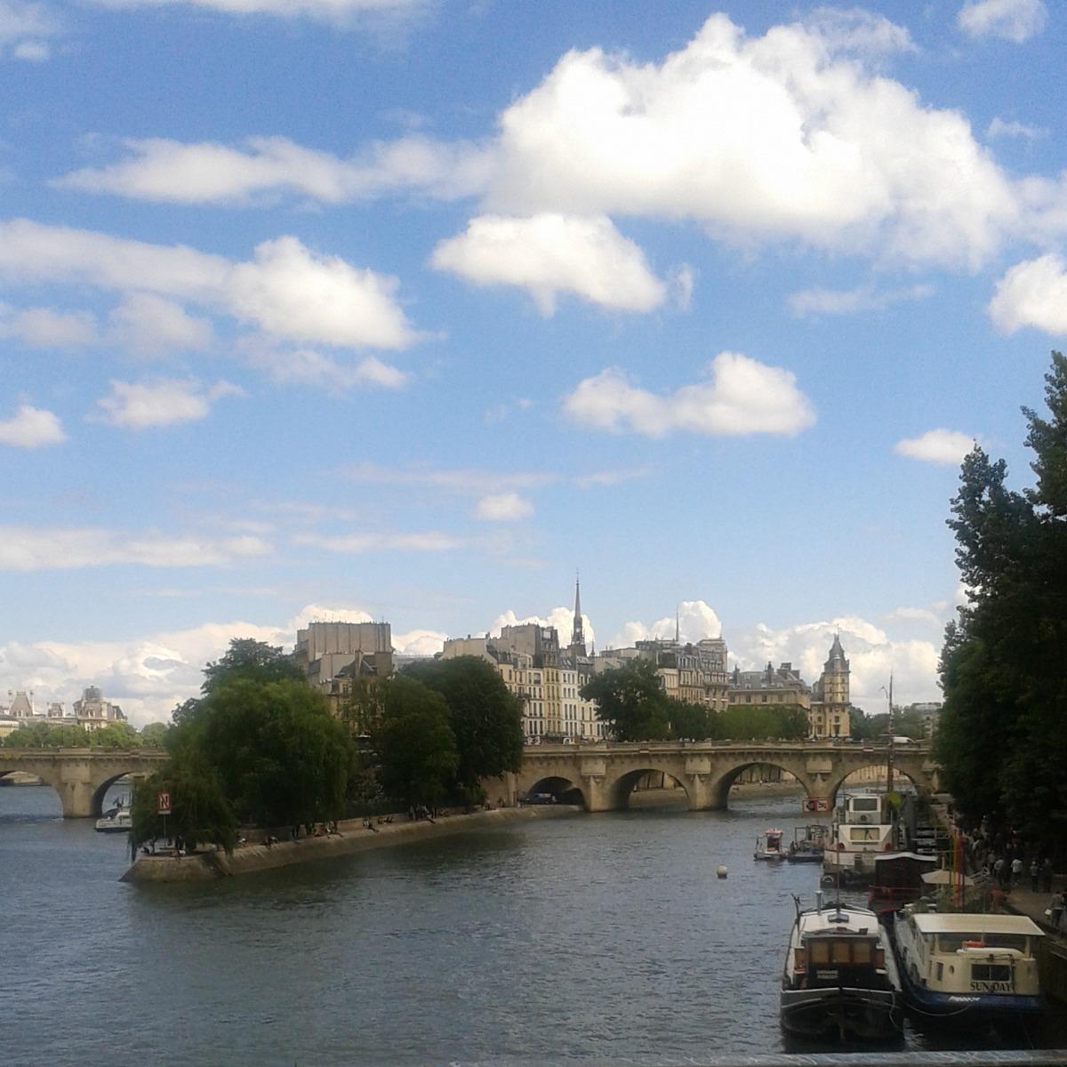 weekend w Paryżu, wycieczka do paryża  PONT NEUF