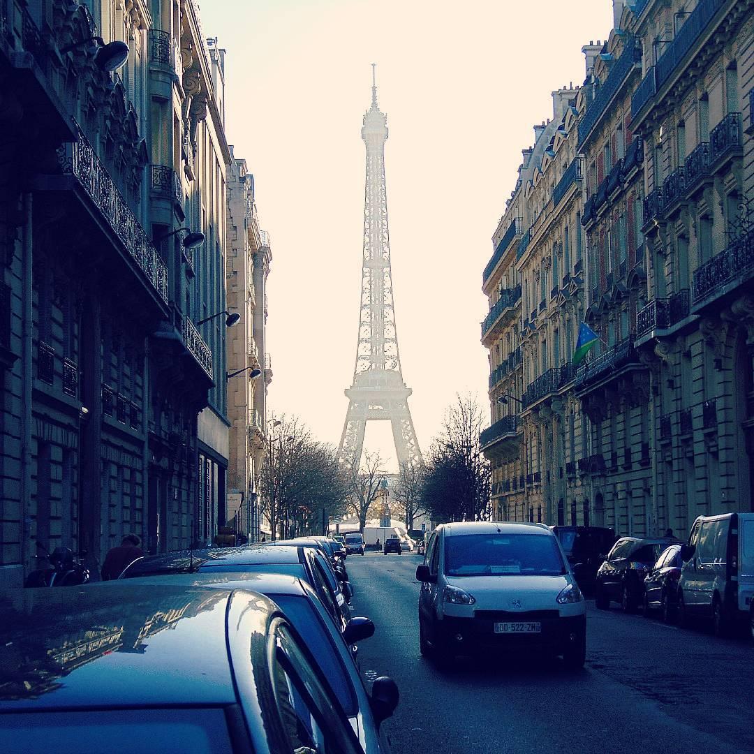 mieszkanie w paryżu