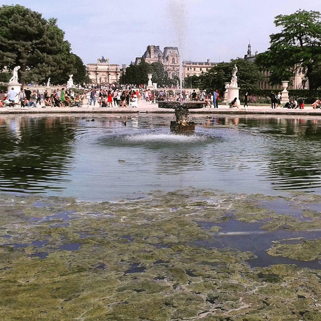 weekend w Paryżu, wycieczka do paryża  Ogrody Tuilieries