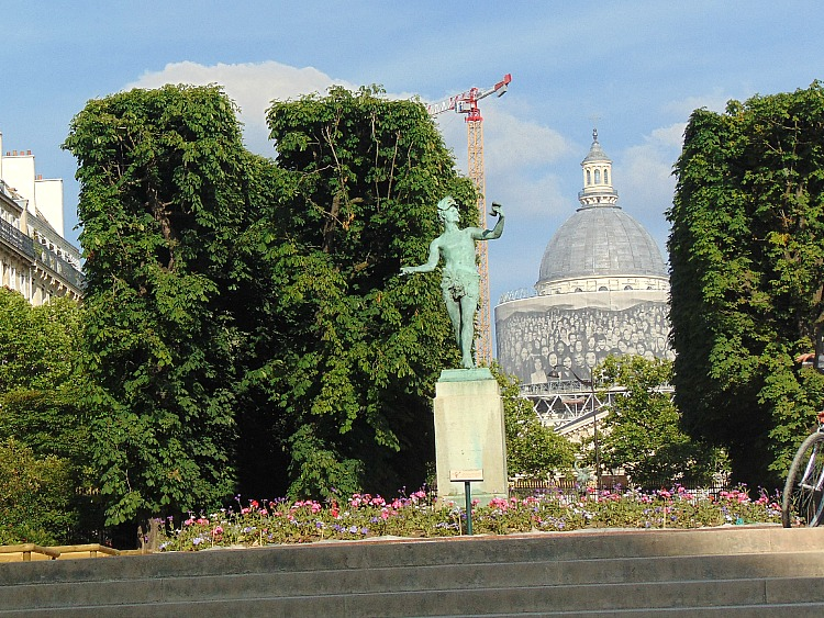 co warto zobaczyć w Paryżu, Panteon