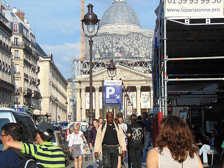 1 PANTEON co warto zobaczyć w Paryżu, Panteon