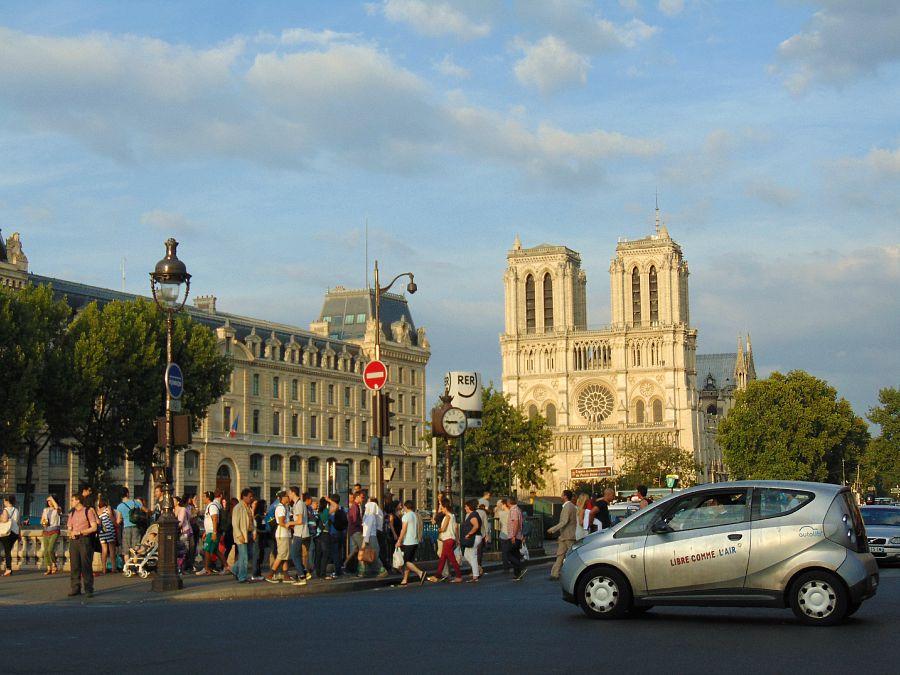 Jak zwiedzić Paryż w kilka godzin, żeby jednak było ciekawie?