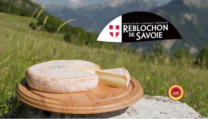 nauka francuskiego Reblochon