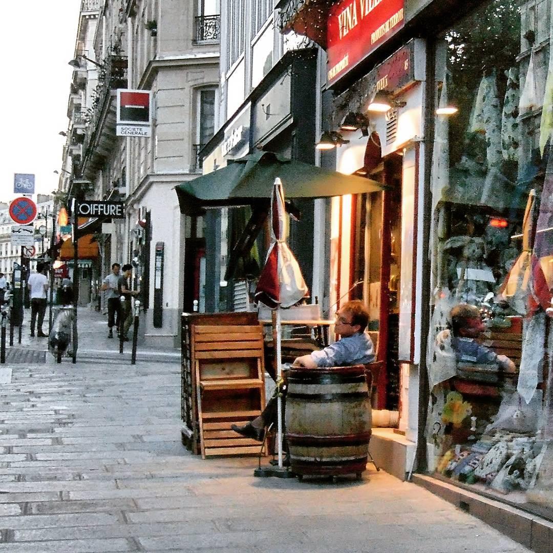 wycieczka do Paryza