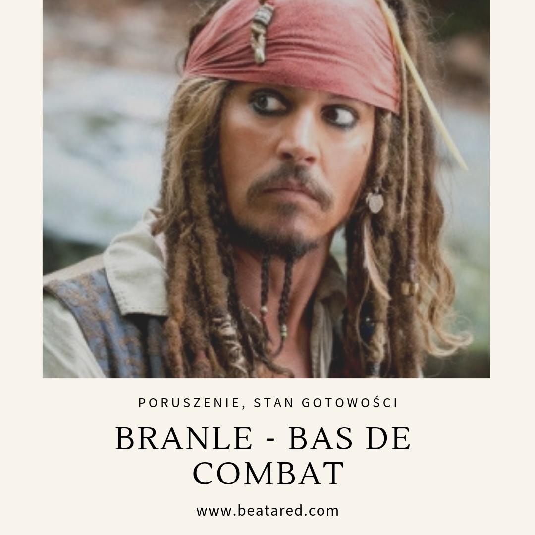 Branle - bas de combat - poruszenie, stan gotowości