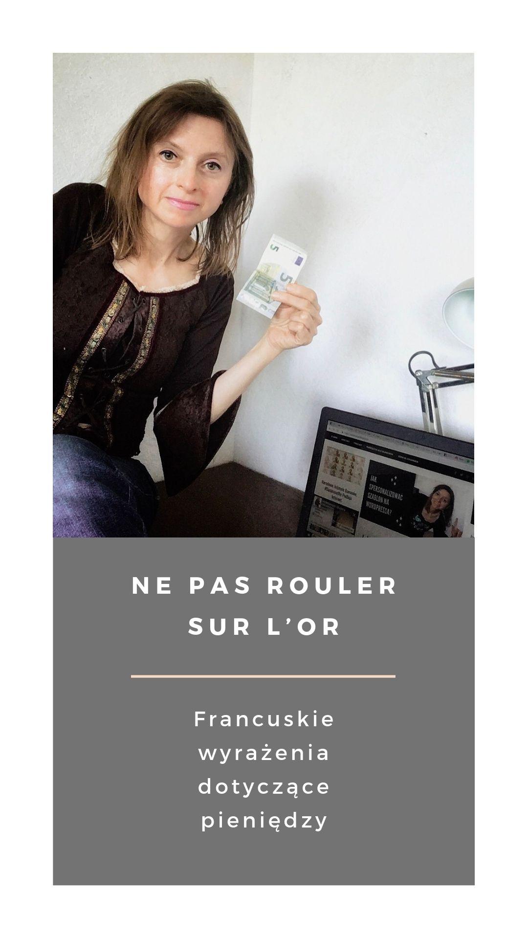 Francuskie wyrażenia dotyczące pieniędzy