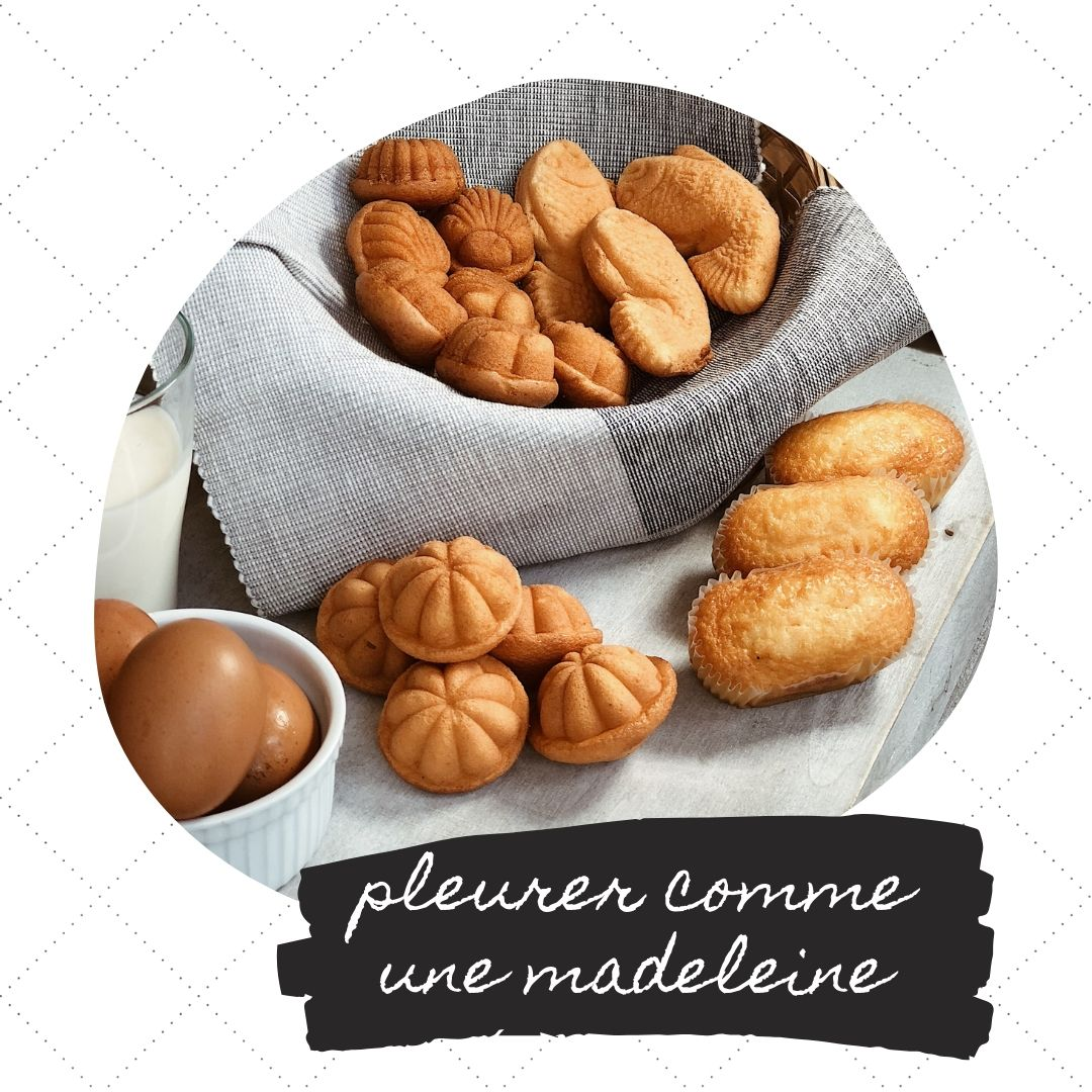 Dlaczego Francuzi mówią płakać jak magdalenka - pleurer comme une madeleine?