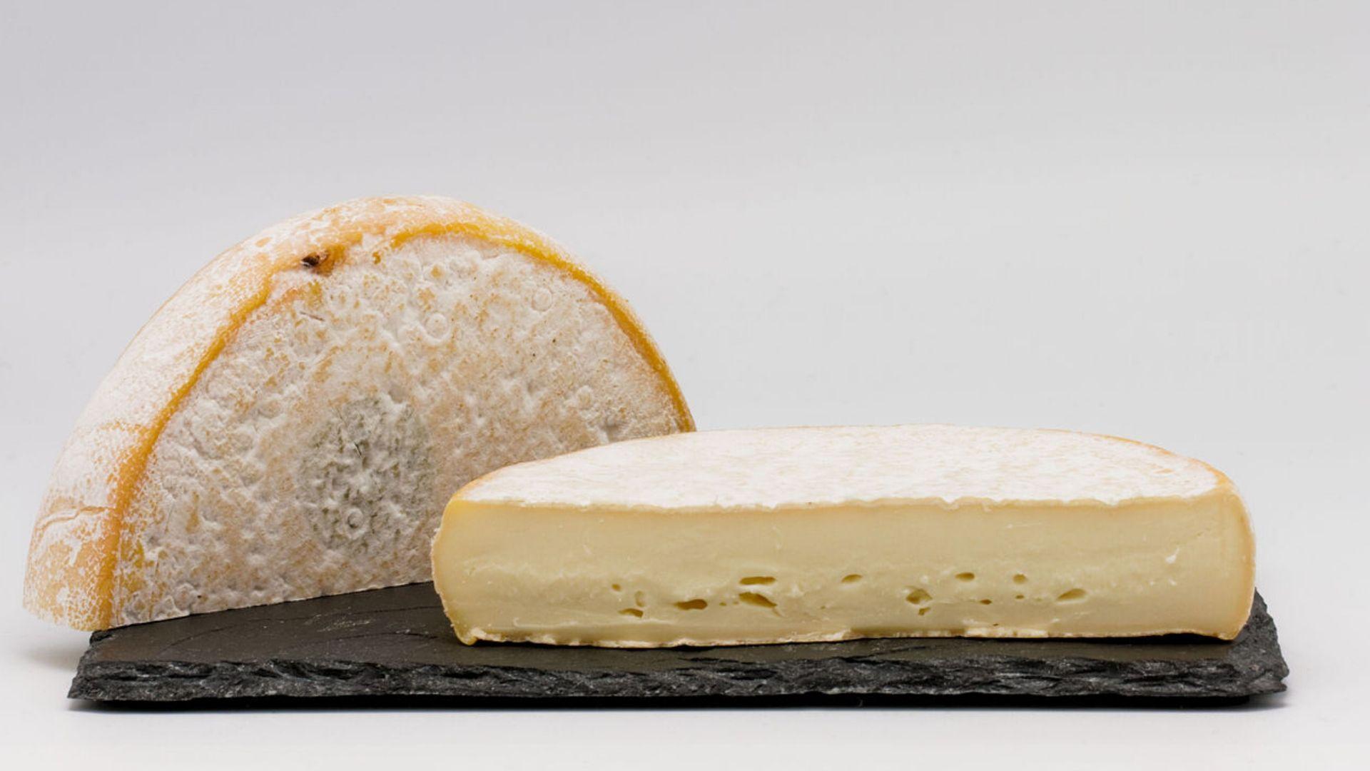reblochon Francuskie śmierdzące sery pleśniowe: