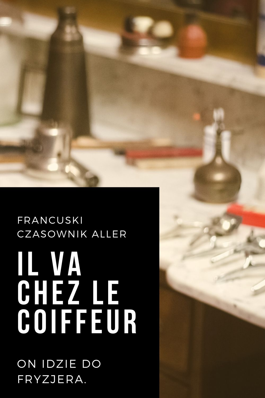 francuski czasownik aller odmiana i zastosowanie w przykladach