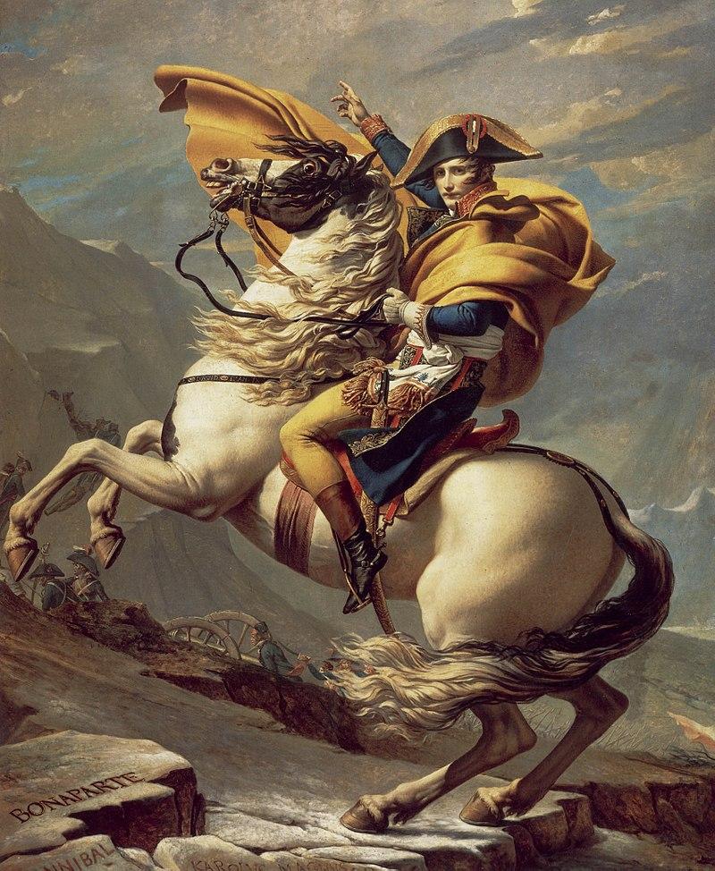 wojny napoleońskie w skrócie